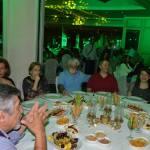 En öndeki masayı görgüsüzce kaptık :)