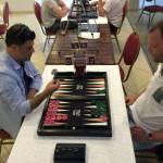 Mandatory standard equipment for each table helped smooth running of the tournament.  Her masadaki zorunlu standart ekipman pürüzsüz yürütüme yardımcı oldu.
