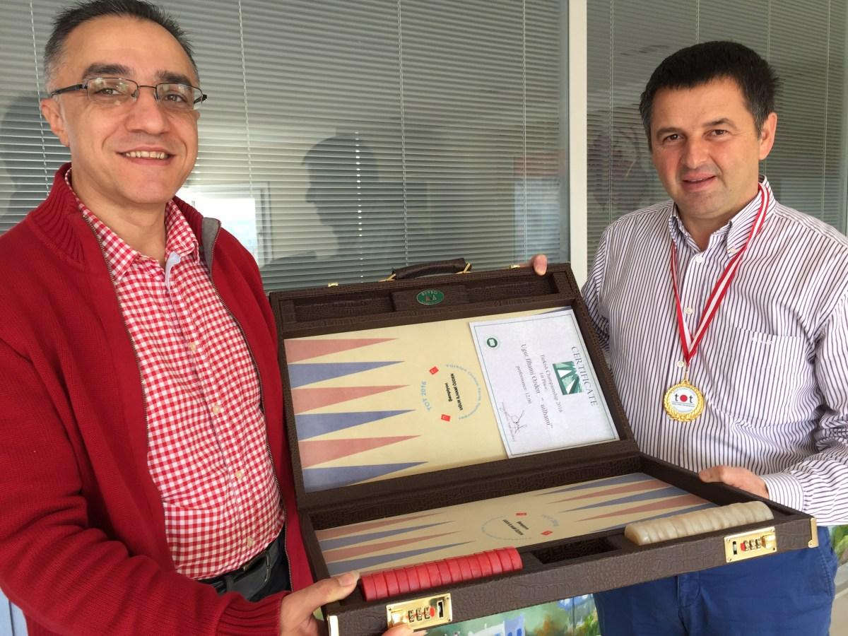 After 2016 Turkish Online Backgammon Tournament