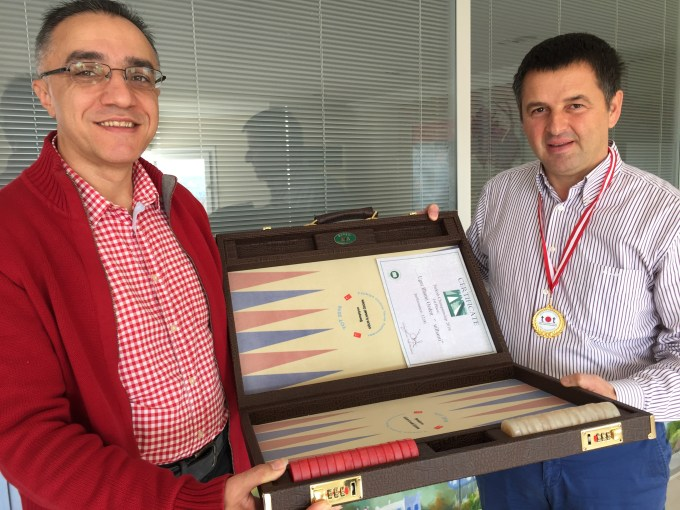 After 2016 Turkish Online Backgammon Tournament