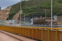 Poste frontière de Rusumo (Tanzanie-Rwanda)