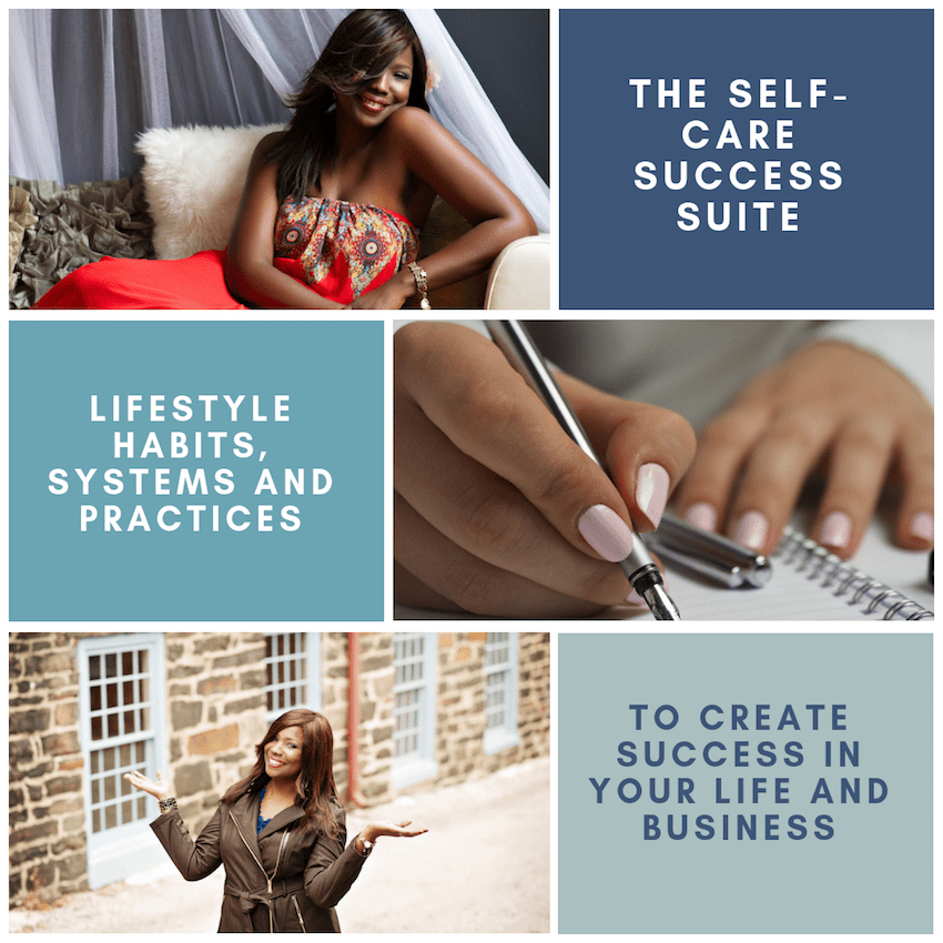 Self-care success suite