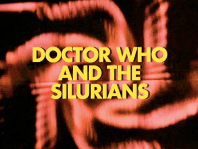 Doctor Who And The Silurians