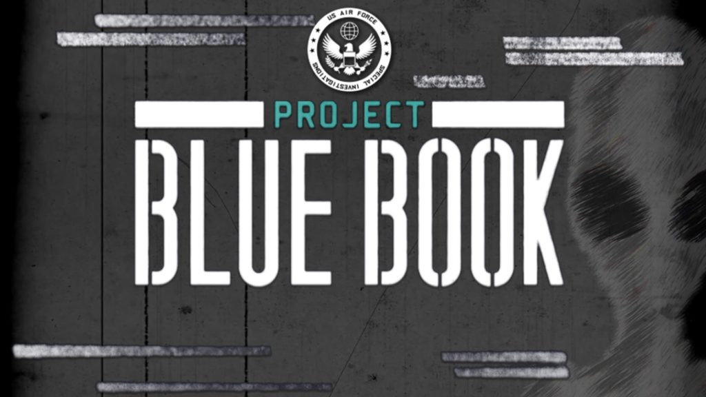 project blue book logo