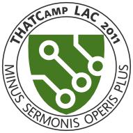 THATCamp LAC logo