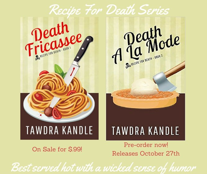 Recipe For Death Series