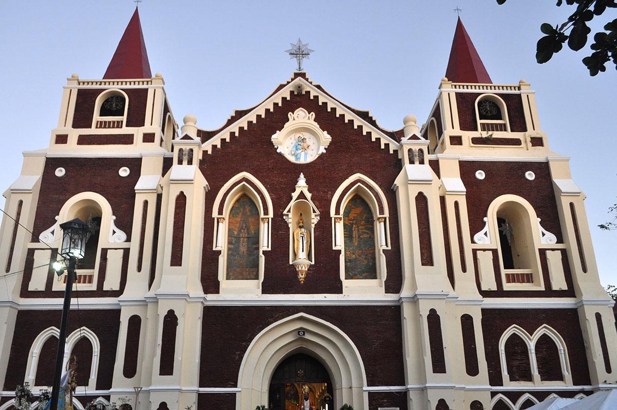 The Saint Augustine Parish Church, Bantay, Ilocos Sur (photo by Eden A. Alviar)