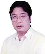 Ex-Mayor of Narvacan, Edgar Zaragoza (photo by Edward Antonio)