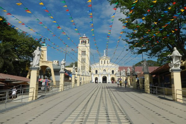 Minor Basilica of Our Lady of the Most Holy Rosary in Manaoag