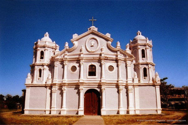 San Vicente church, Ilocos Sur (photo by Jasper A. Espejo)