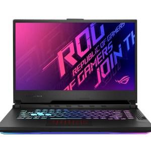 """Máy tính xách tay Asus G732L i7-10875H/8GBx2/1TB SSD/GF RTX 2070 Super 8GB/17.3""""FHD/Win 10/Đen/Balo/Chuột/2YW_G732L-WSHG065T"""