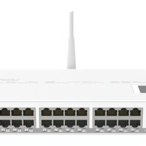 Router MikroTik CRS125-24G-1S-2HnD-IN