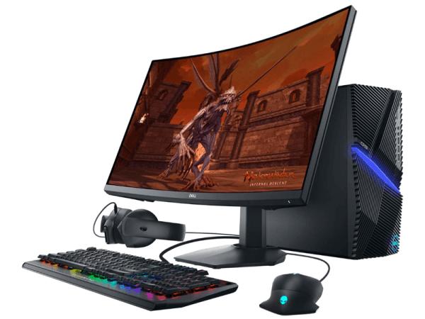 Màn hình máy tính Dell S2721HGF 27 inch 144Hz Gaming cong
