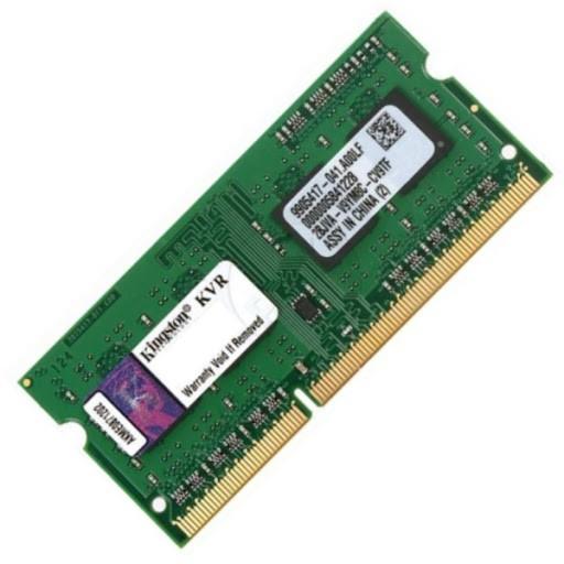 KINGSTON/SAMSUNG Laptop DDR3 4Gx1/1600Mhz