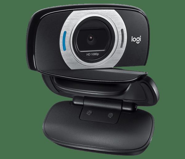 Webcam 'Logitech HD Webcam C615 Chụp video HD (up to 1920 x 1080 pixels)/ HD video calling (1280 x 720 pixels)/ Công nghệ Logitech Fluid Crystal™/ Tự động lấy nét/ Phần mềm toàn cảnh - nghiêng - zoom, chụp video, tìm khuôn mặt
