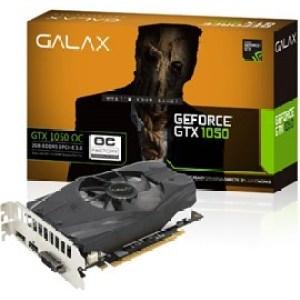 Galax GTX 1050 OC 2GB DDR5