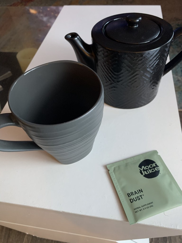moon juice tawny swain hot tea