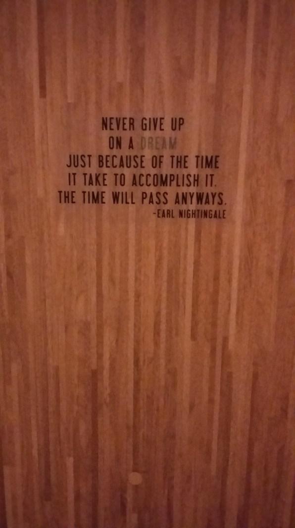 Dream Lodge quote