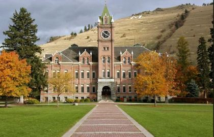U of Montana Campus