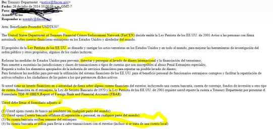 Fake FBAR Notice p1