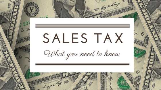 Navigating sales tax as a business owner