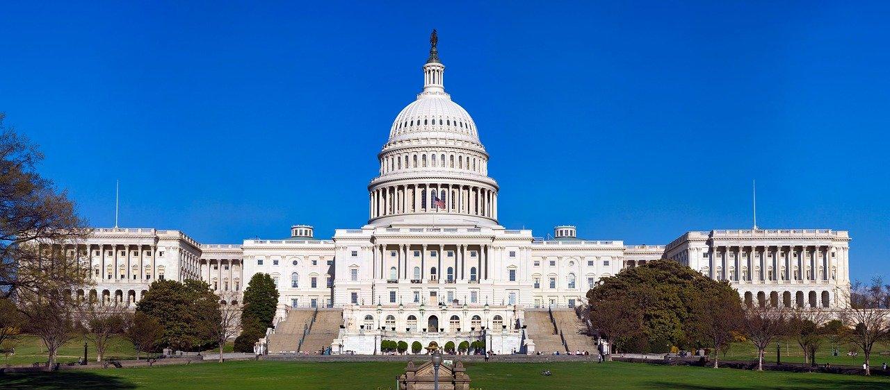us capitol building, washington dc, america