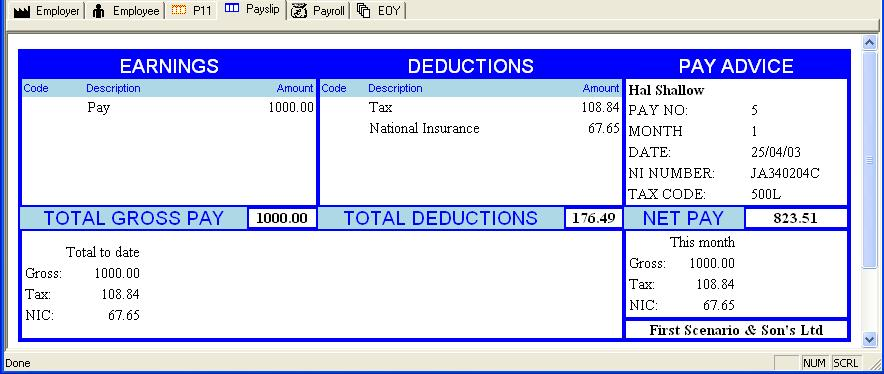 For this, you can adjust the template you download to fit your. Irish Payslip Template Free Install Download Peatix