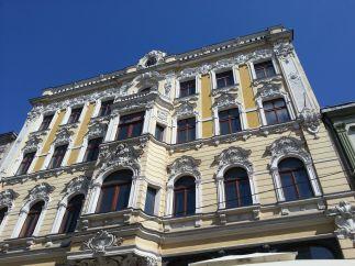 dz kamienica miasto architektura nieruchomość