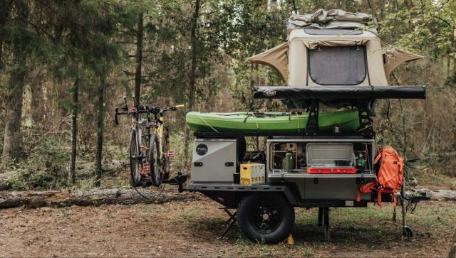 Off Grid RV for camping and travel