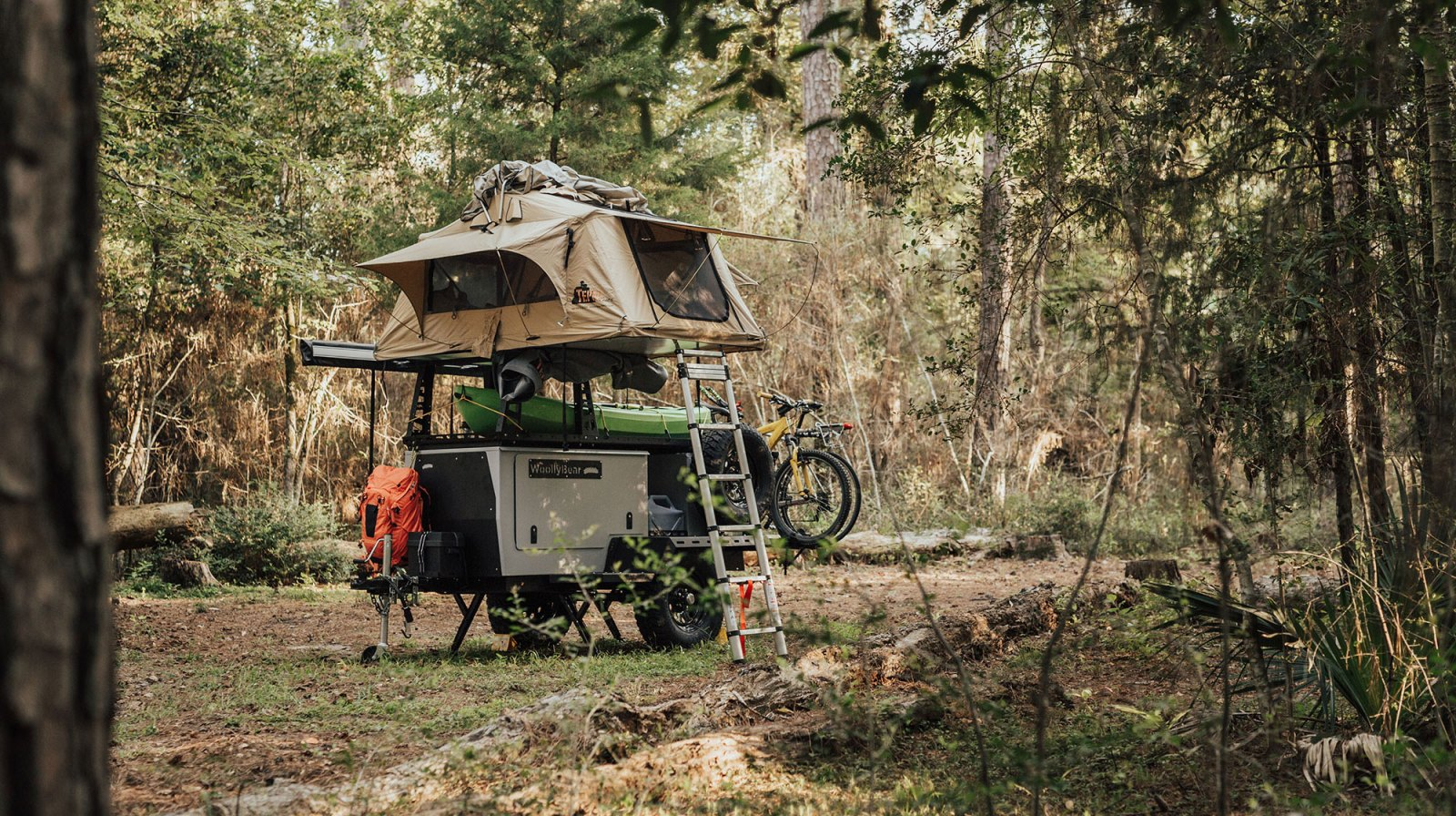 An Off Grid RV That Turns Traveling Into Adventuring
