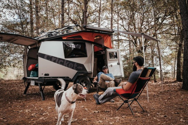 How to Choose a Travel Trailer - Rugged Requirements