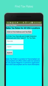 taxcompliant net – Sales Tax Collection and Reporting