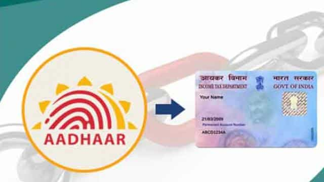 PAN – AADHAR LINKING AND MANNER OF PAN BECOMING INOPERATIVE IF NOT LINKED WITH AADHAR