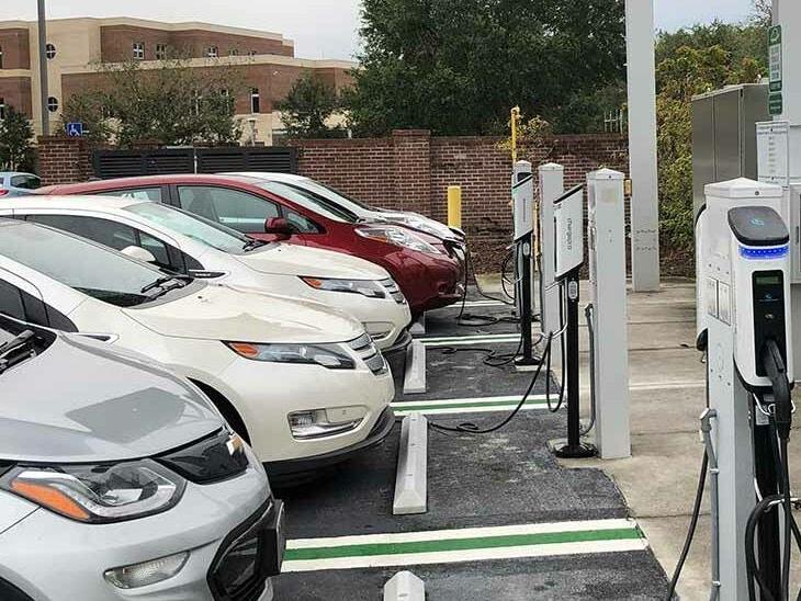 Govt invites proposals for installation of EV charging stations on major highways