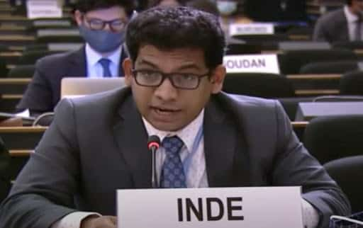 Hundreds of Journalists, Human Right defenders systematically killed in Pakistan each year: India at UNHRC
