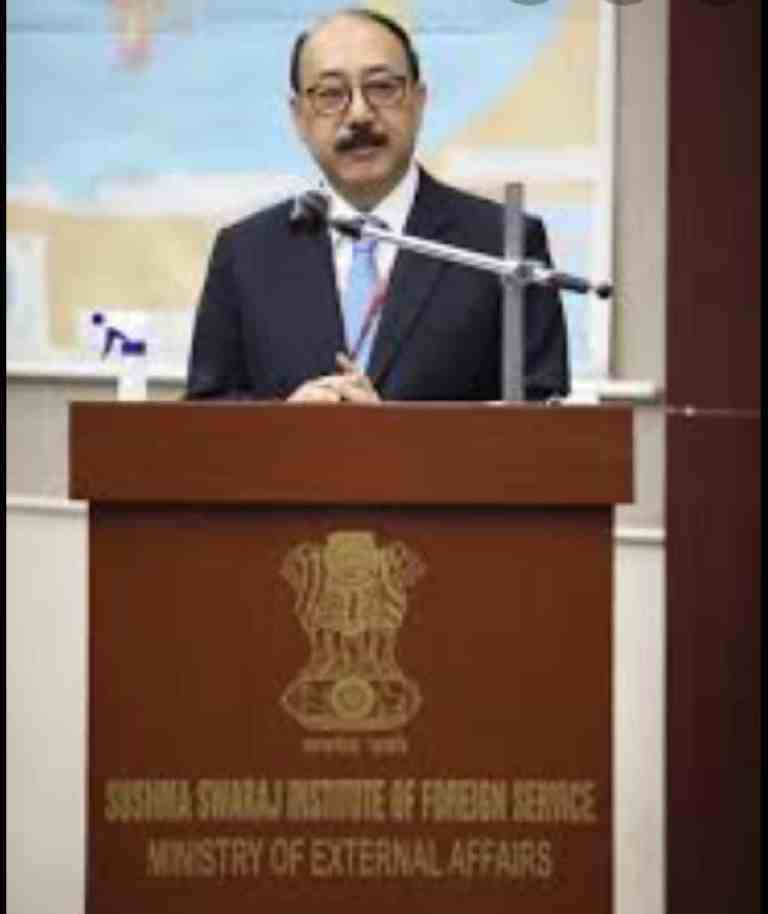 Foreign Secretary inaugurates 1st edition of Lectures designed to introduce India to foreign diplomats posted in New Delhi