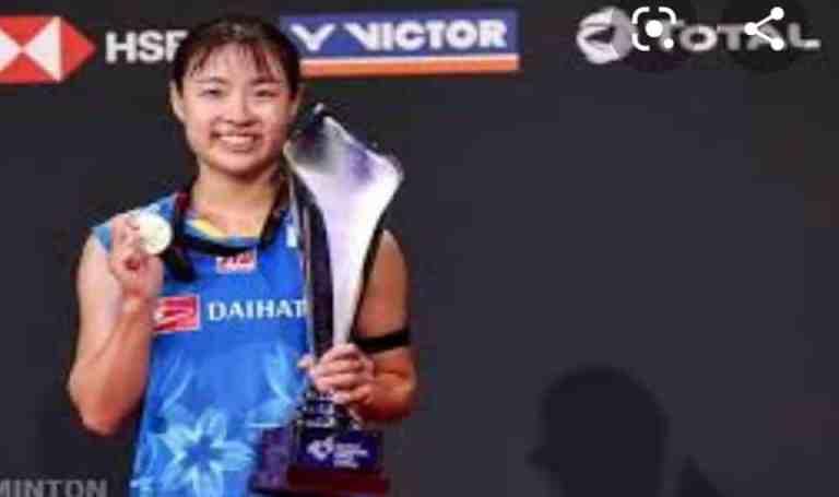 Denmark Open: Nozomi Okuhara clinches Women's Singles title