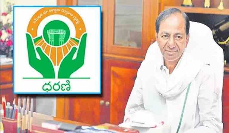 Telangana CM launches 'Dharani' Portal for land & property registrations