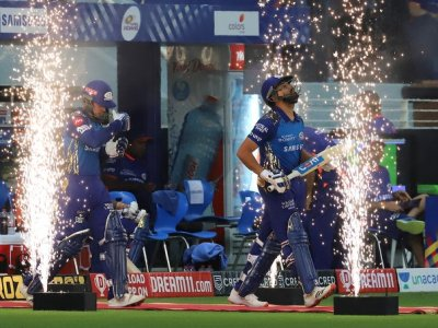 IPL 2020 FINAL :Mumbai Indians Won by 5 WICKET