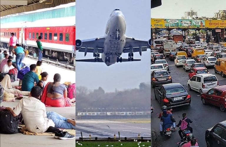 Maharashtra: New set of SOPs issued for persons travelling to state by Air, trains or road