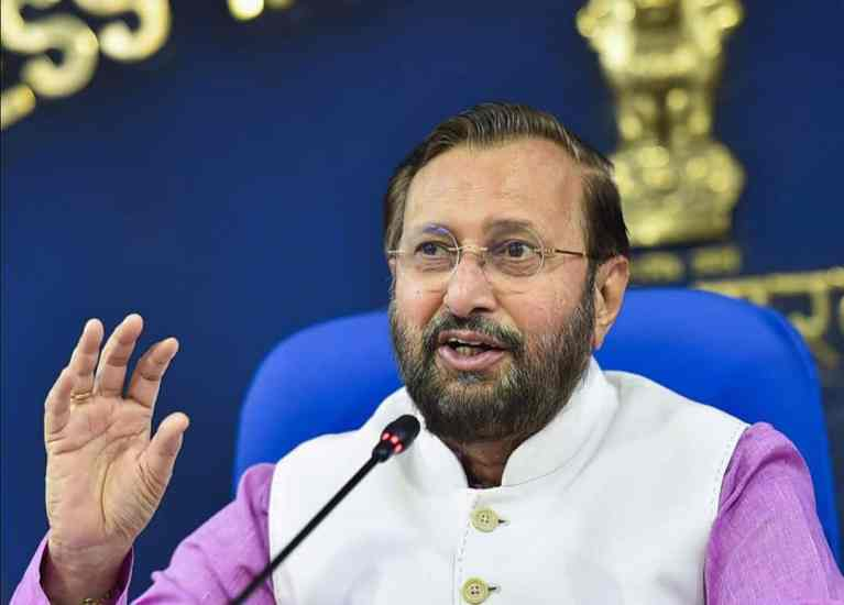 E-compendium of articles on Constitution, Fundamental Rights and Duties unveiled by Union Minister Prakash Javadekar