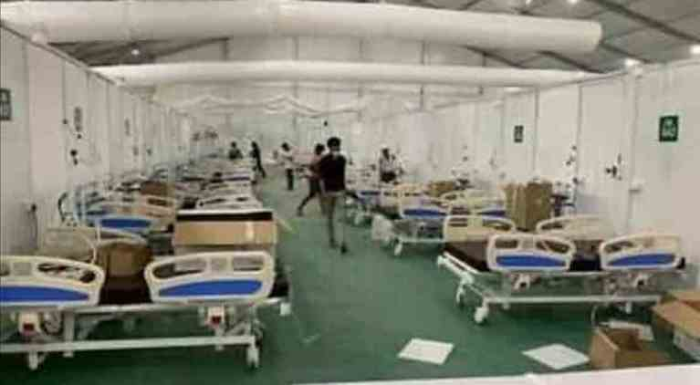 DRDO increases ICU beds to 500 in Sardar Vallabhbhai Patel COVID Hospital at Delhi Cantt