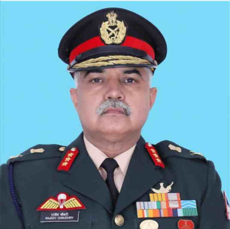 Lt Gen Rajeev Chaudhry appointed as the 27th Director General Border Roads