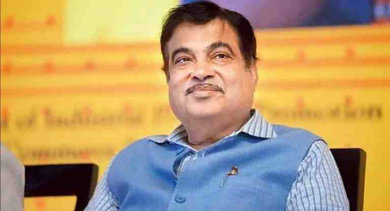 Nagaland: Union Minister Nitin Gadkari lays foundation stones of 15 National Highway projects