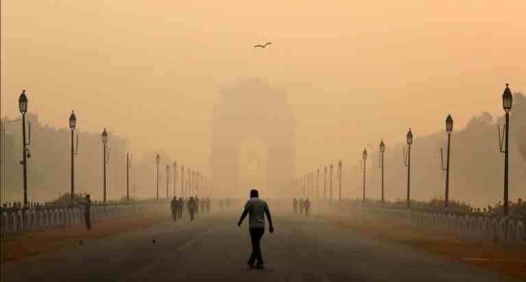 New Delhi: Notice issued by CPCB to Delhi govt to take corrective measures to mitigate menace of pollution