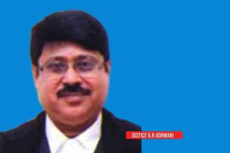 Judge G.R Udhwani, sitting judge of Gujarat High Court passes away of COVID-19