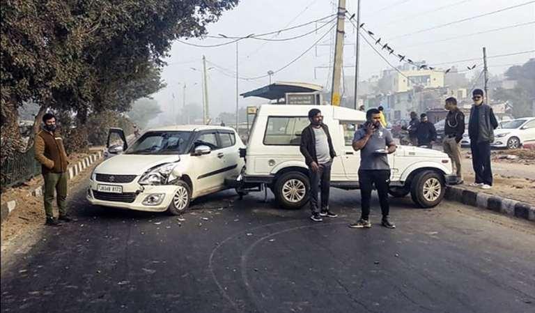 New Delhi: Delhi Police arrests five suspected terrorists
