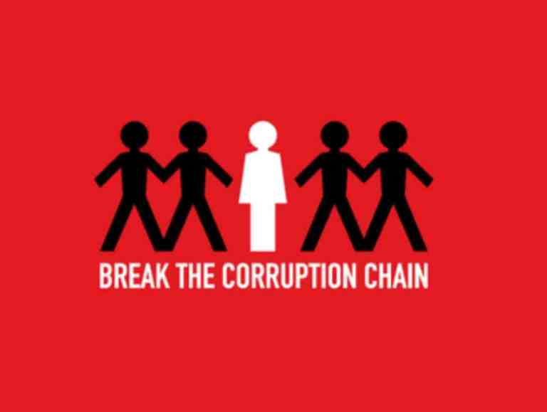 International Anti Corruption Day observed on 9th December