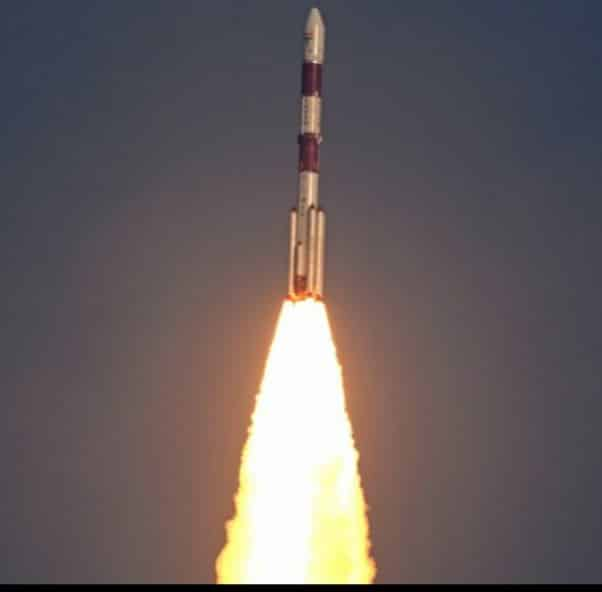 ISRO successfully launches country's communication satellite CMS-01