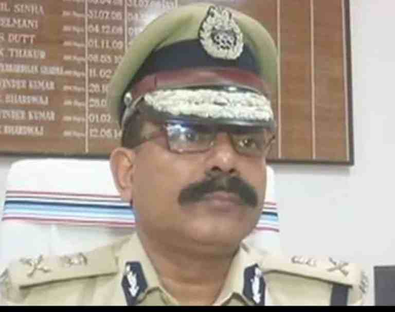 Bihar: Senior IPS officer S K Singhal appointed DGP of Bihar
